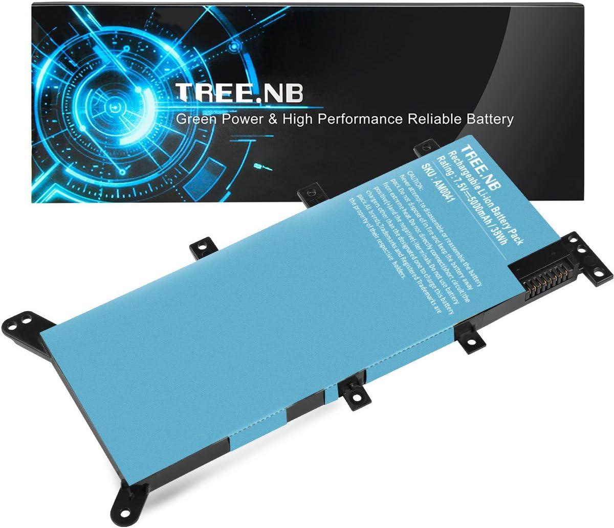 C21N1347 New Laptop Battery for Asus X555 X555LA X555LD X555LN A555L K555L Y583LD W519LD K555LD K555LA R556L VM590L Series 2ICP4/63/134-24 Months Warranty
