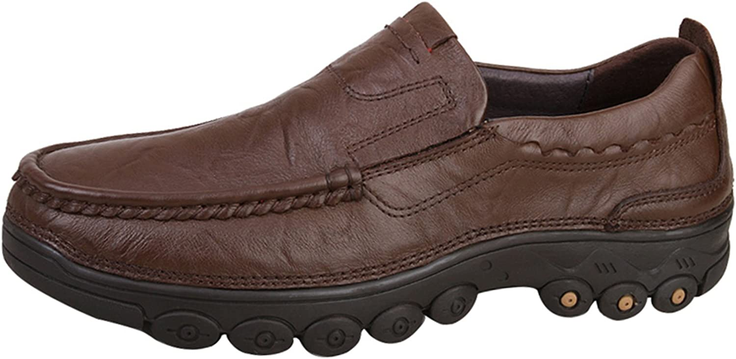 Liveinu Mens Slip On Loafers Moccasin Casual Shoes