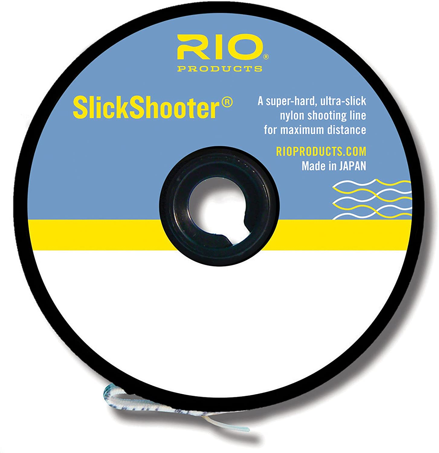 RIO Products Fly Line Slick Shooter 115 25Lb, Blue