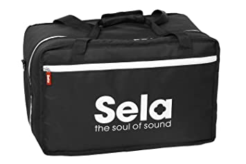 Sela SE 005 Cajon bag black 5OAmPi