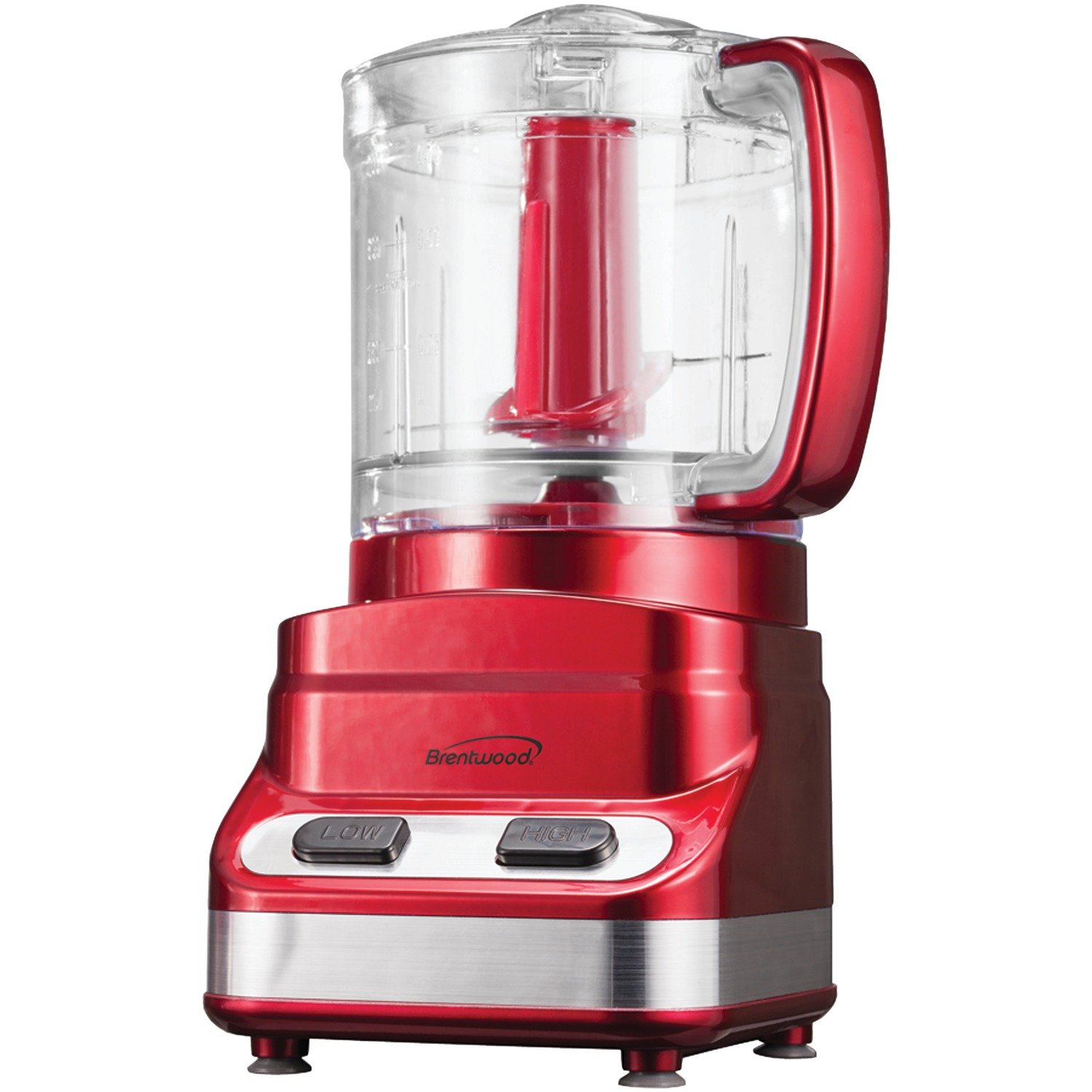 BrentwoodFP-5483CupMiniFoodProcessor,Red
