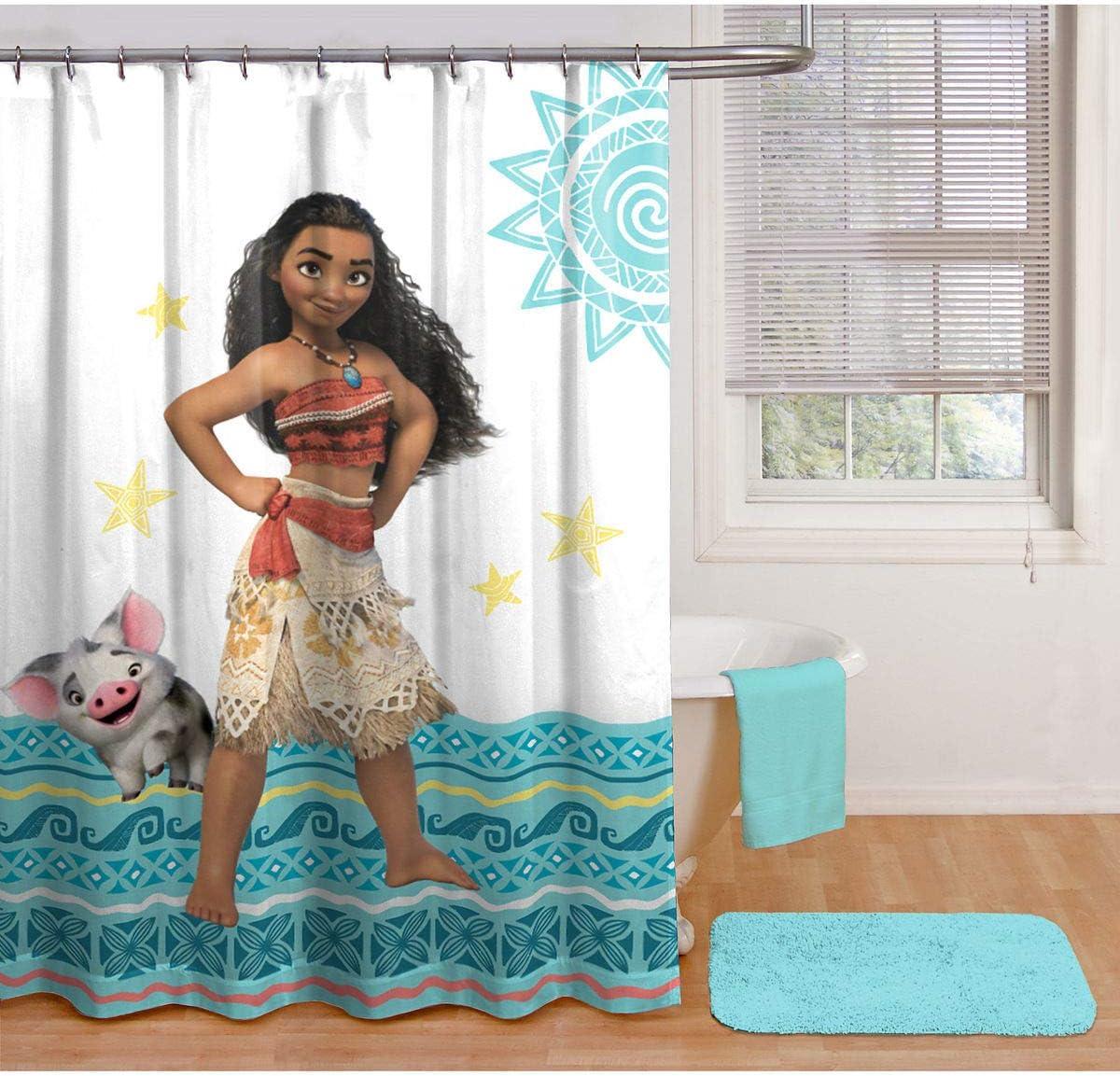 Franco Disney Moana Shower Curtain