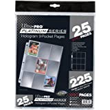 Ultra Pro Platinum Series 9-Pocket Pages (25 count pack)