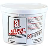 AST-PUT 25205 Plumber's Putty, Professional Grade, 5 lb. Tub