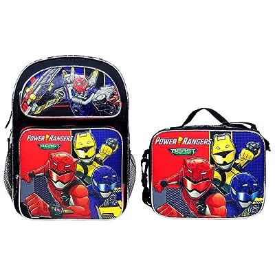 "Power Rangers""Beast Morphers"" 16"" Backpack & Lunch Bag Set | Kids' Backpacks"