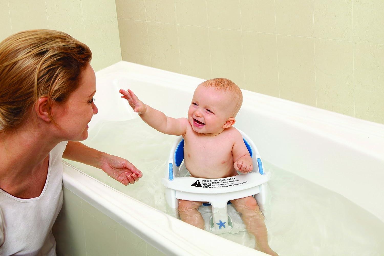 Dreambaby Super Comfy Bath Seat With Heat Sensing Indicator ...