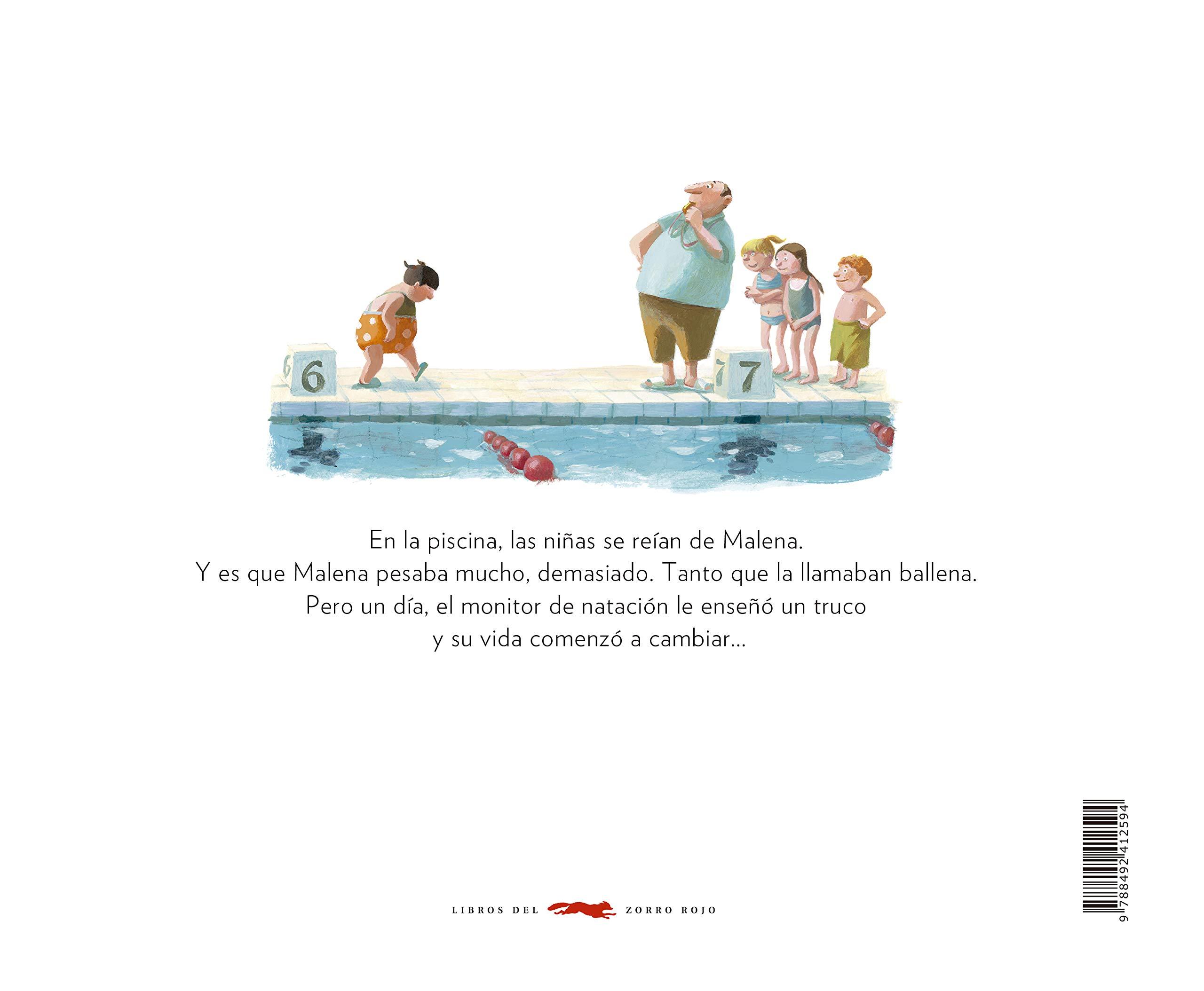 Malena Ballena álbumes Ilustrados Amazon Es Cali Davide Bougaeva Sonja López Guix Gabriel Libros