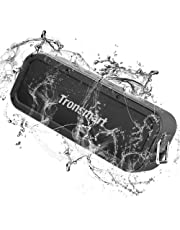 Bluetooth Speaker, Tronsmart Force 40W Powerful Portable Wireless Speaker with 3D Stereo, Standard,Extra Bass,IPX7 Waterproof, 15 Hours Playtime, 66ft Bluetooth Range,TWS, NFC for Outdoor Party