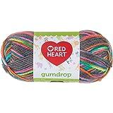 Coats: Yarn RED HEART Gumdrop Yarn, Rock Candy