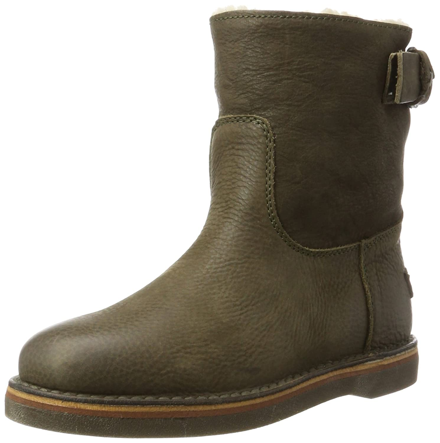 Shabbies Enfiler Amsterdam Bottes Brown) à Enfiler Femme Braun (Olive B000OLXDUO Brown) 6379291 - epictionpvp.space
