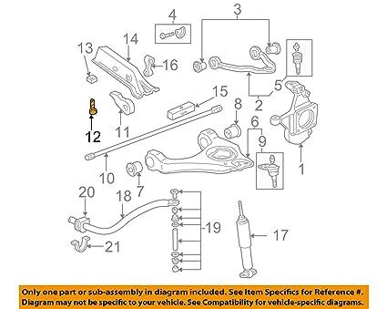 amazon com general motors bolt 14041596 automotive rh amazon com TH400 Transmission Diagram 1990 K1500 Transmission GM Schematics
