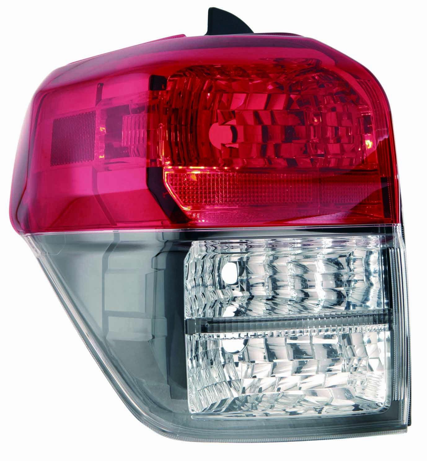 Depo 312-19A5R-UC2 Toyota 4-Runner Passenger Side Tail Lamp Lens Housing