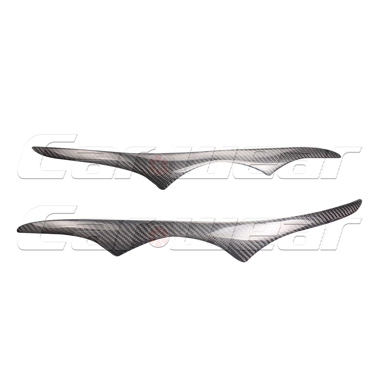 p/árpado Cejas de fibra de carbono s/ólo para M estilo