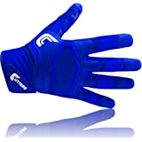 Cutters S451 REV PRO 2.0 American Football Receiver Handschuh, solid-royal, Gr. S-2XL