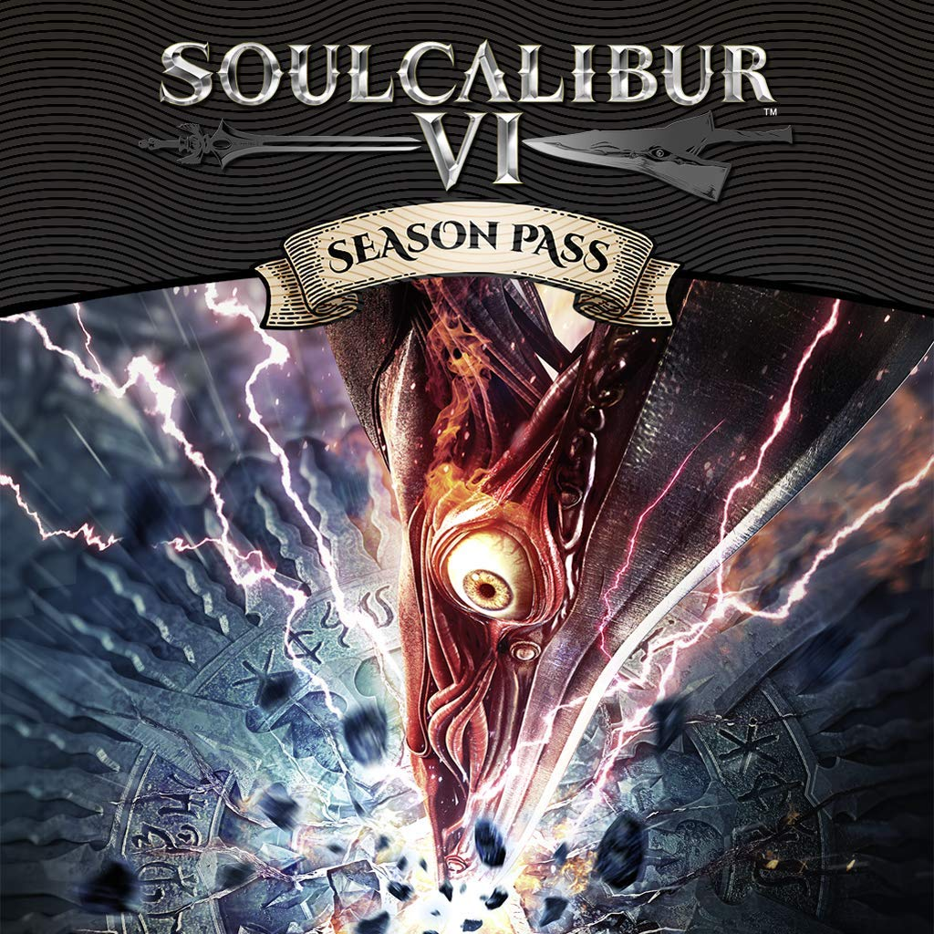 Amazon com: Soulcalibur VI - Season Pass - PS4 [Digital Code