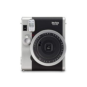 Fujifilm Instax Mini 90 Neo Classic, color Negro  Amazon.es  Electrónica 874e08db8c