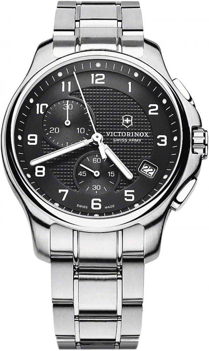 Victorinox Officer's Swiss Quartz Watch Collection