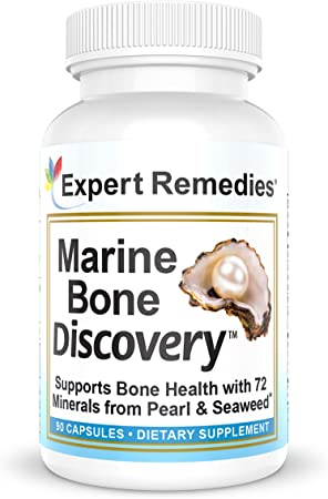 Astronauts Calcium Magnesium Supplement – Rapidly Boost Bone Density & Strength – Enjoy Strong Nails and Teeth – Reduce Pain, Aches, and Stiffness with Vitamin D3 + K2 & More –90 Count Expert Remedies