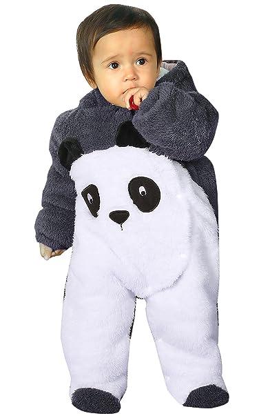 KRAFBEAN - Mono Entero para Bebés Chaqueta de Polar Disfraces de Animal Mameluco Grueso para Invierno Otoño - Pingüino Panda: Amazon.es: Ropa y accesorios