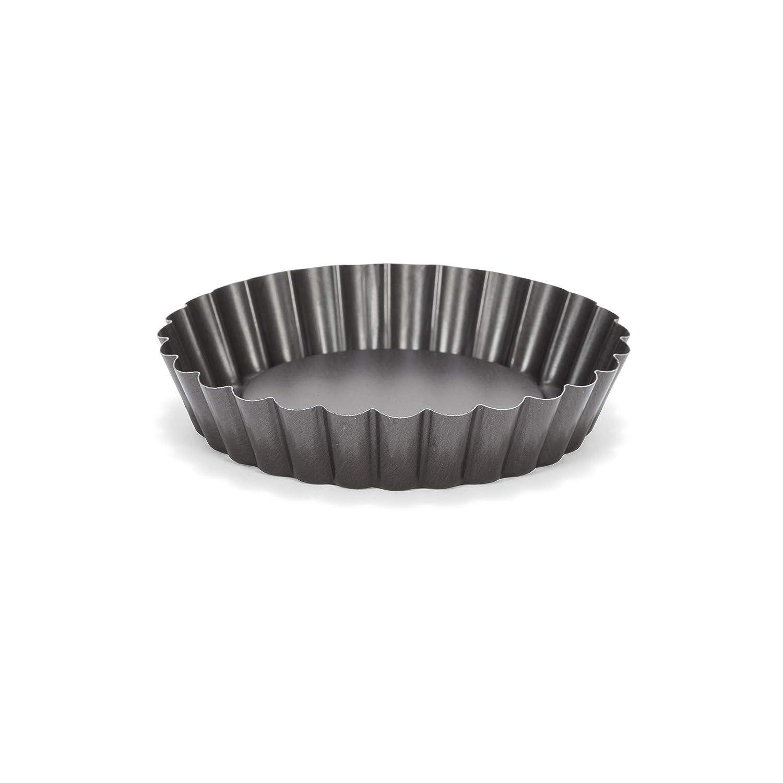 Patisse Profi Obstkuchenform Tortenboden antihaft Stahl 24 cm Obstbodenform
