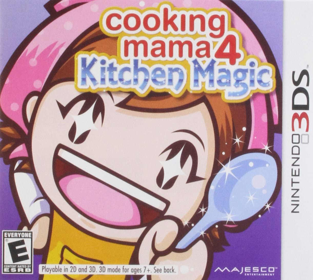 Amazon.com: Cooking Mama 4: Kitchen Magic - Nintendo 3DS: Video Games