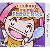 Cooking Mama 4: Kitchen Magic - Nintendo 3DS