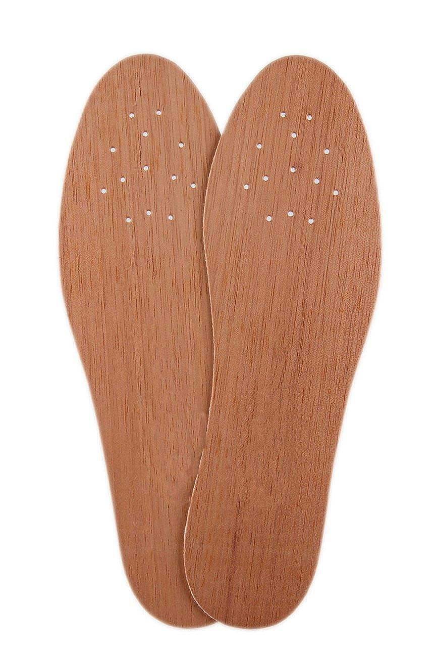 biped Zedernholzsohlen – Echte Zedernsohlen Aus Holz – Natürlich & Antibakteriell z2327
