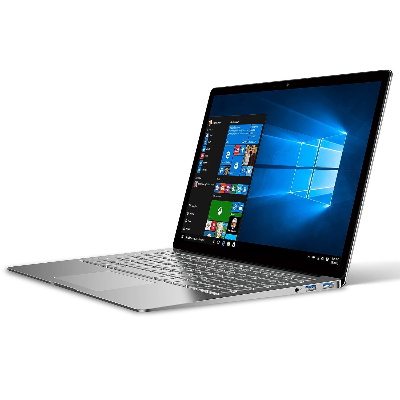 "(2018 Neues Update) CHUWI Notebook LapBook Air - Bis zu 2,2 GHz Ultrabook Intel Celeron N3450 weiß, (14,1 ""FHD Display, 1920x1080P) Metallic-Notebooks (Windows 10, 8GB RAM, 128GB ROM, G-Sensor)"