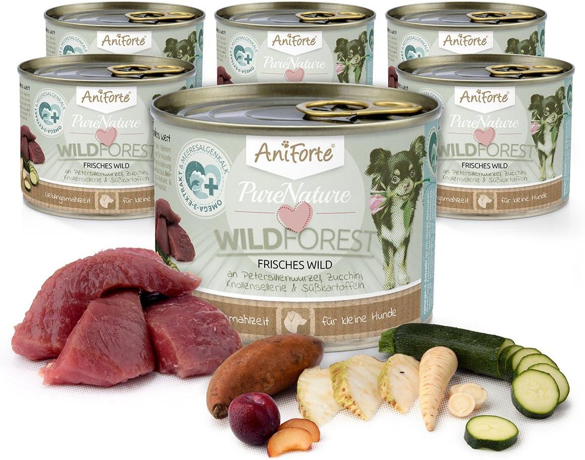 Comida Húmeda para Perros Sin Cereales | 88,2% Carne de ...
