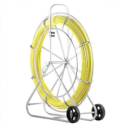 succebuy pescado cinta fibra de vidrio 12 mm fibra de vidrio cable de alambre, 820