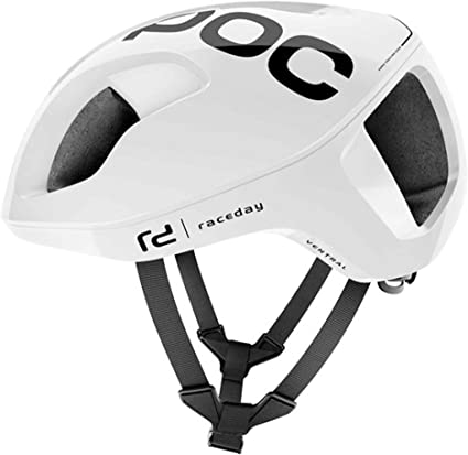 New Poc Octal Raceday Hydrogen White Large Helmet