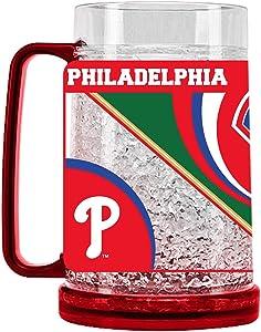 Philadelphia Phillies Crystal Freezer Mug