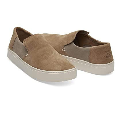 TOMS Mens Lomas Casual Sneakers,   Loafers & Slip-Ons