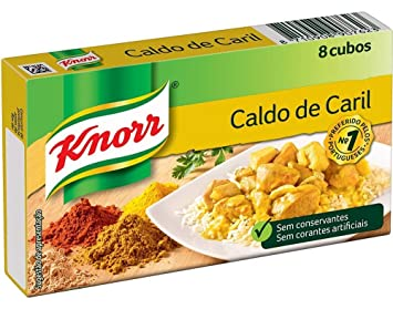 54f2594d Amazon.com : Knorr Curry Sauce Mix Curry Stock Cubes Knorr Curry ...