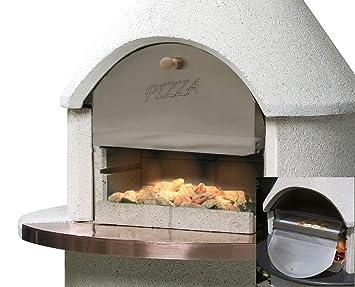Buschbeck Pizzaofen Fur Gartengrillkamine Amazon De Garten