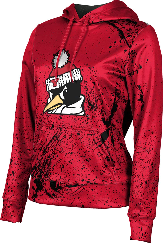 School Spirit Sweatshirt ProSphere Youngstown State University Girls Pullover Hoodie Splatter