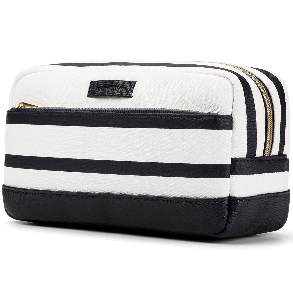 Amazon.com   Travel Toiletry Bag Dopp Kit Shaving Organizer Leather Makeup  Case for Men and Women   Beauty 5d02ea8399885