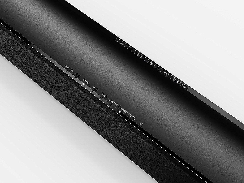 Panasonic SC-HTB488 - Barra De Sonido Cine (2.1 Canales,200 W, Subwoofer Inalámbrico, Dolby Digital, HDMI, Bluetooth, Entrada Audio Digital, Montable En Pared)-Color Negro: BLOCK: Amazon.es: Electrónica