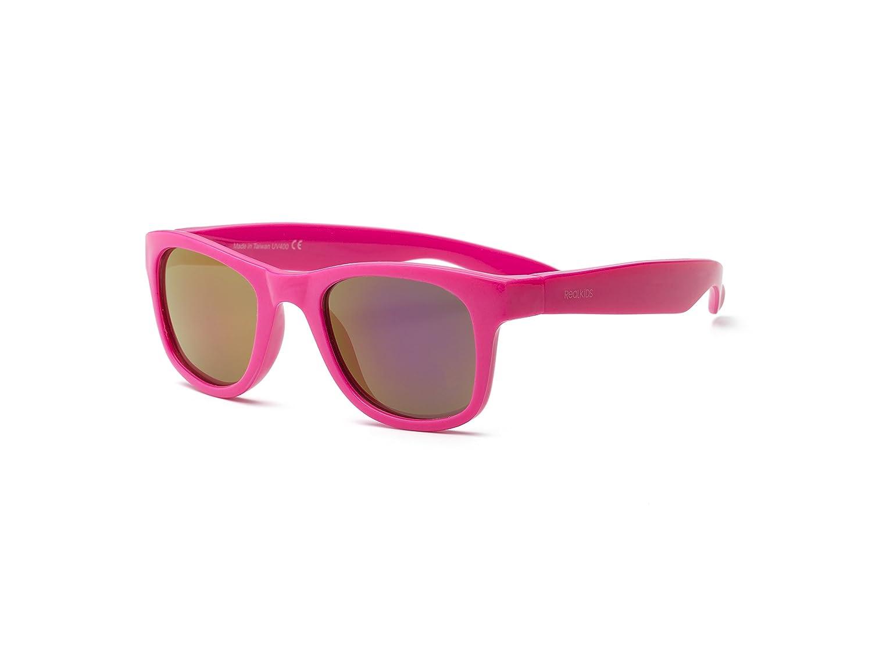 Real Shades UVeez Wayfarer Babies Sunglasses, Black, 4 Months Plus 4UVWABLKH