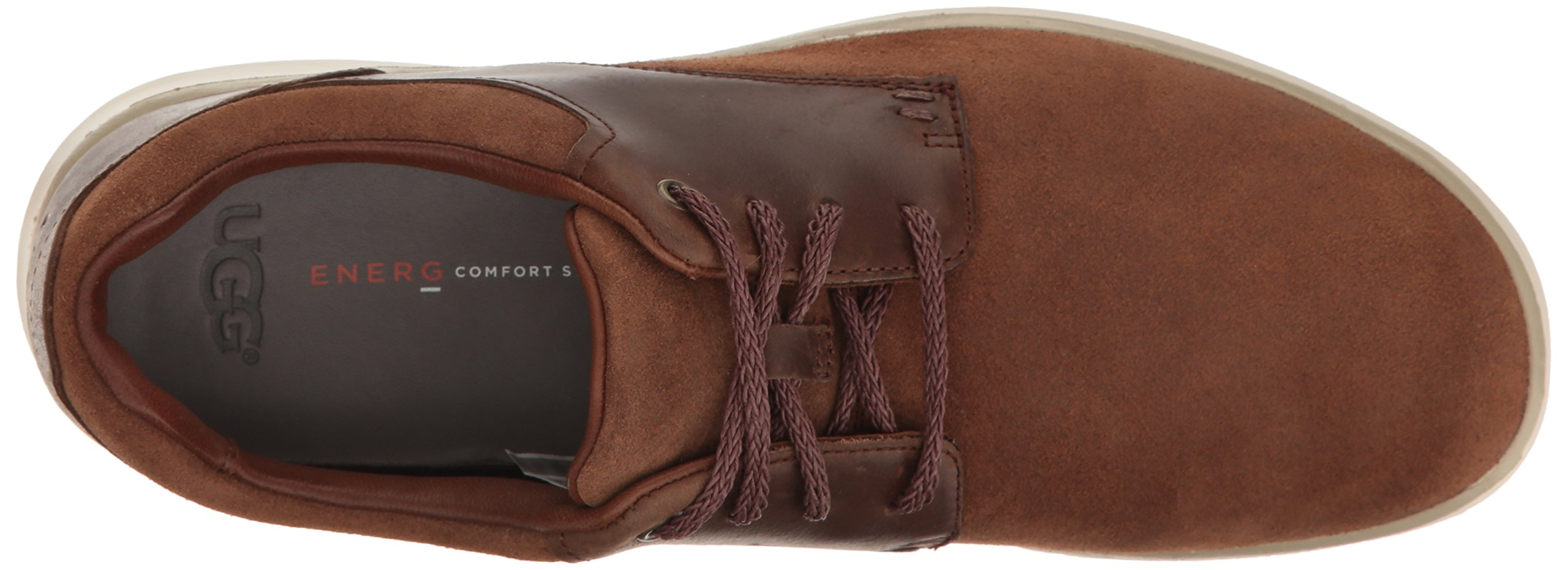 UGG Men's Hepner Fashion Sneaker Chestnut 11.5 M US by UGG (Image #8)