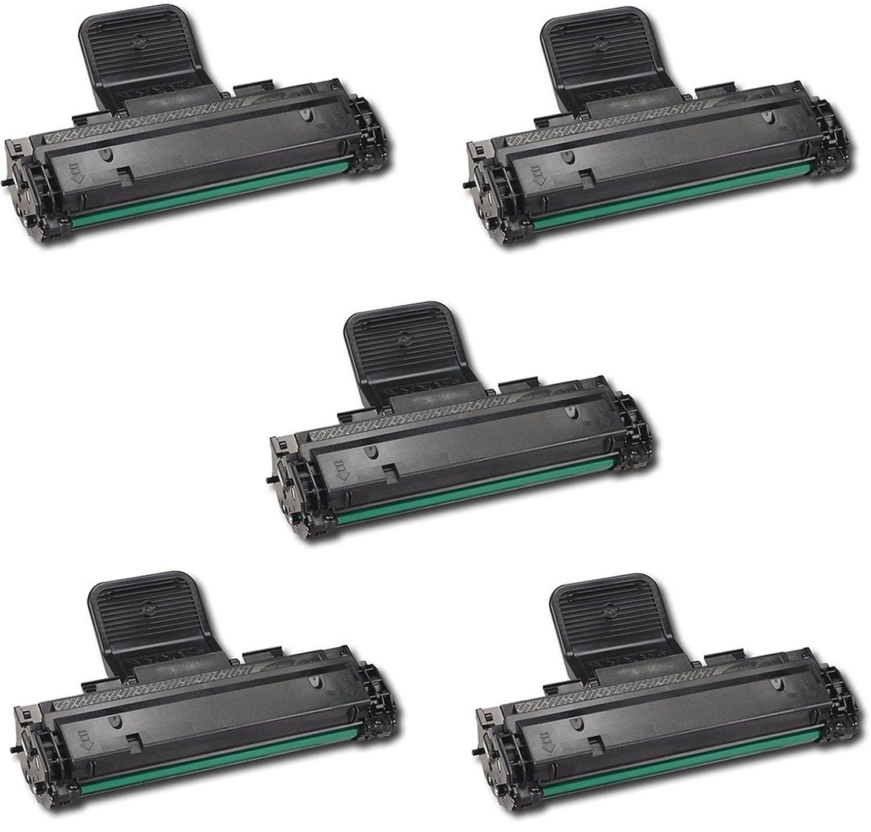 Compatible Cartucho de tóner tóner de para Samsung SCX-4725F SCX-4725FN - Negro, Alta Capacidad e6562e