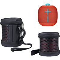 Travel Carry Protective Cover Case for Ultimate Ears WONDERBOOM Portable Bluetooth Speaker Pouch Bag (Case for UE WONDERBOOM)