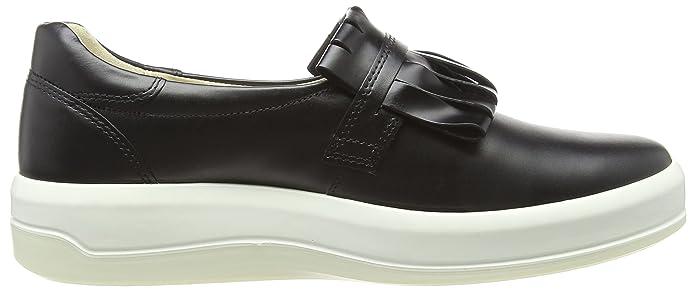 Soft 9 Sneakers Basses 0100141 Ecco FemmeNoirblack EuAmazon eW9EY2IbDH
