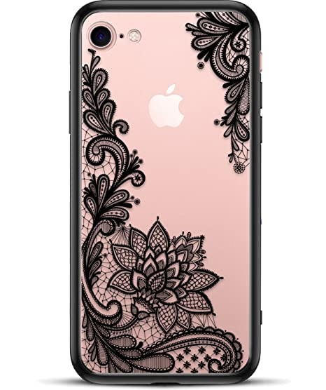 iphone 8 hard case flowers