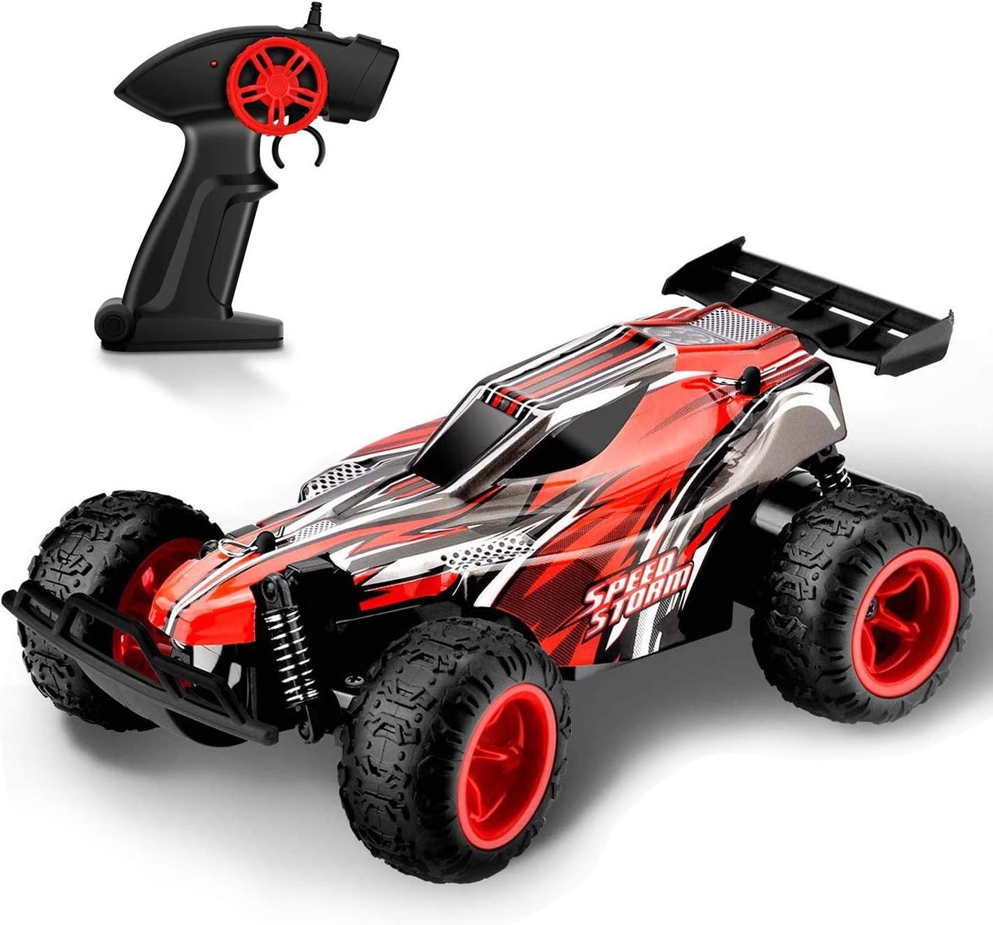 Cars Remote App Controlled Vehicles Off Road Truck Electric Racing Remote Control Car 2 4ghz 2wd High Speed Radio Control Cars Hobby Toy Toyen Rc Cars Hobbies Remote App Controlled Vehicles