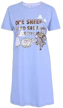 Chemise de Nuit Orange Blanche Ariel Disney