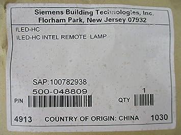 Siemens ILED-HC - Firefinder de Techo XLS lámpara de Alarma ...