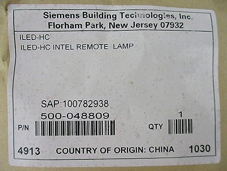 Amazon.com: Siemens ILED-HC - Ceiling Firefinder XLS ...
