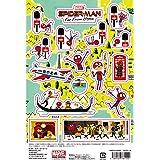Marvel(マーベル) Spider-Man Far From Home(スパイダーマン:ファー・フロム・ホーム) ステッカーシート [インロック]