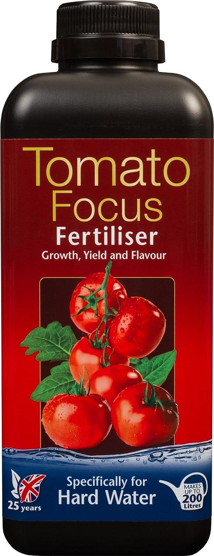 Tomato Focus Fertiliser for Hard Water Growth Technology Ltd GTTFHW1